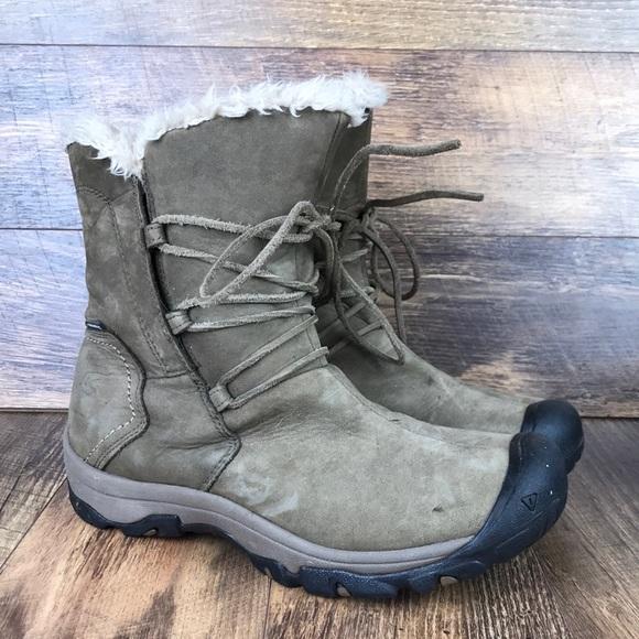 Keen Brighton Waterproof Insulated Winter Boots